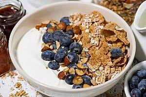 Im JaHotel frühstücken Sie stets gesund und lecker.